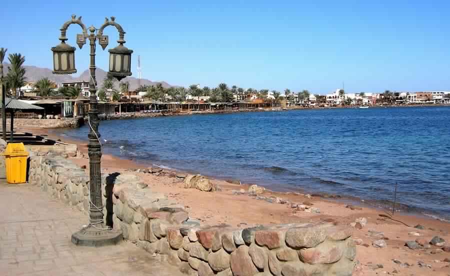 Дахаб - Эль Примо